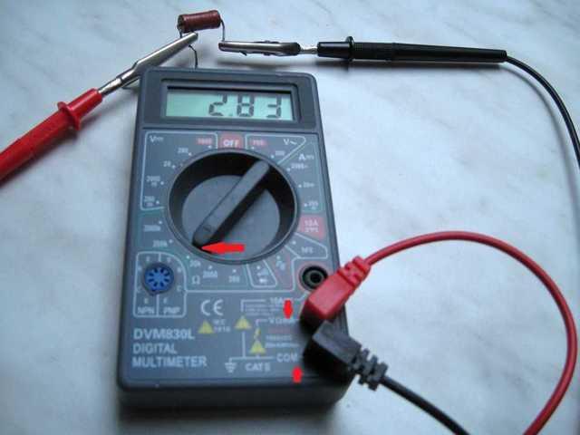 Полярные и неполярные конденсаторы - в чем отличие, как проверить