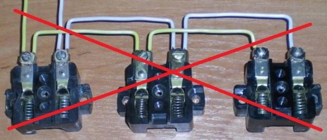 Разрешено ли подключение штепсельных розеток шлейфом?